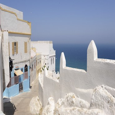 Booking Tangier to Fez 3 days desert tour